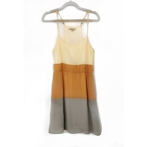 Madewell | Broadway & Broome Silk Colorband Dress